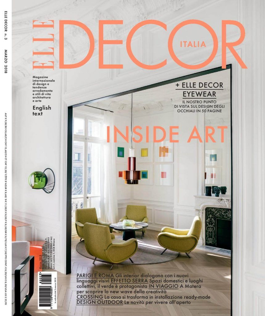 Elle decor italia interview Studio Oliver Gustav