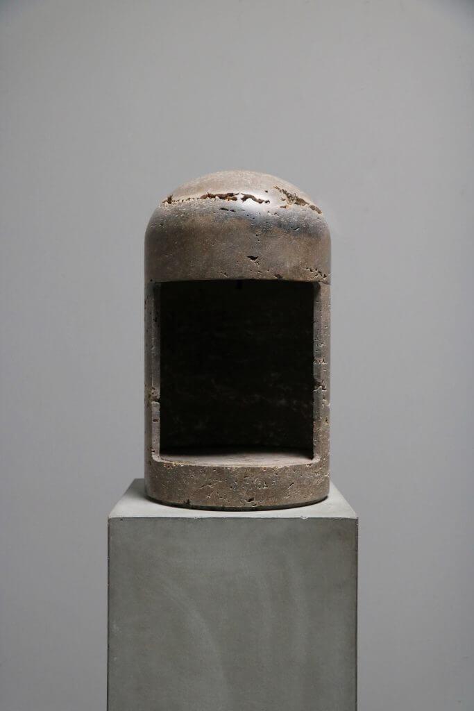 Vault lamp by A D miller at Studio Oliver Gustav