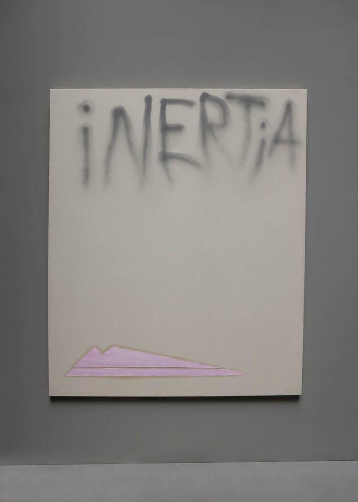 Florian Mesibenberg art work at studio Oliver gustav