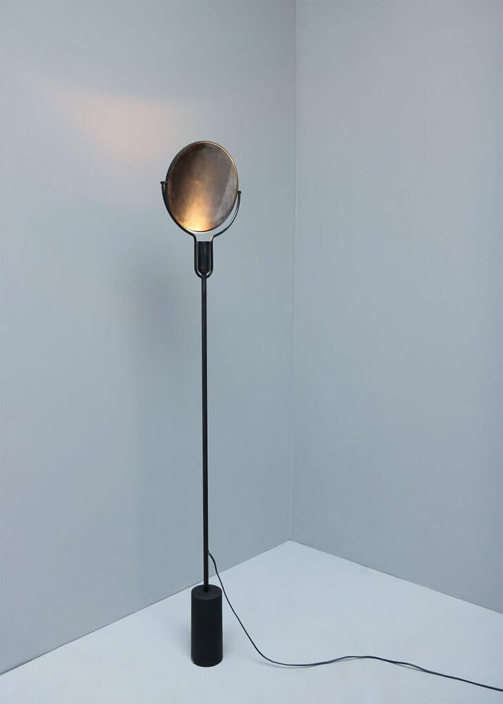 Humphrey Lamp by the danish designer Kevin Josias represented by Studio Oliver gustav
