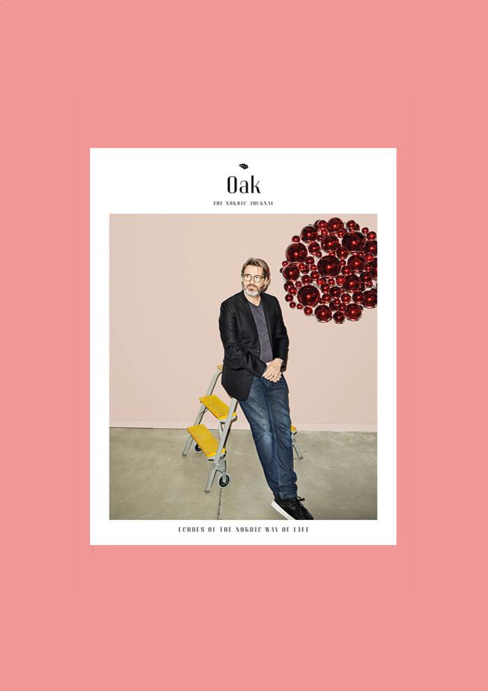 Oak Magazine article Studio Oliver Gustav