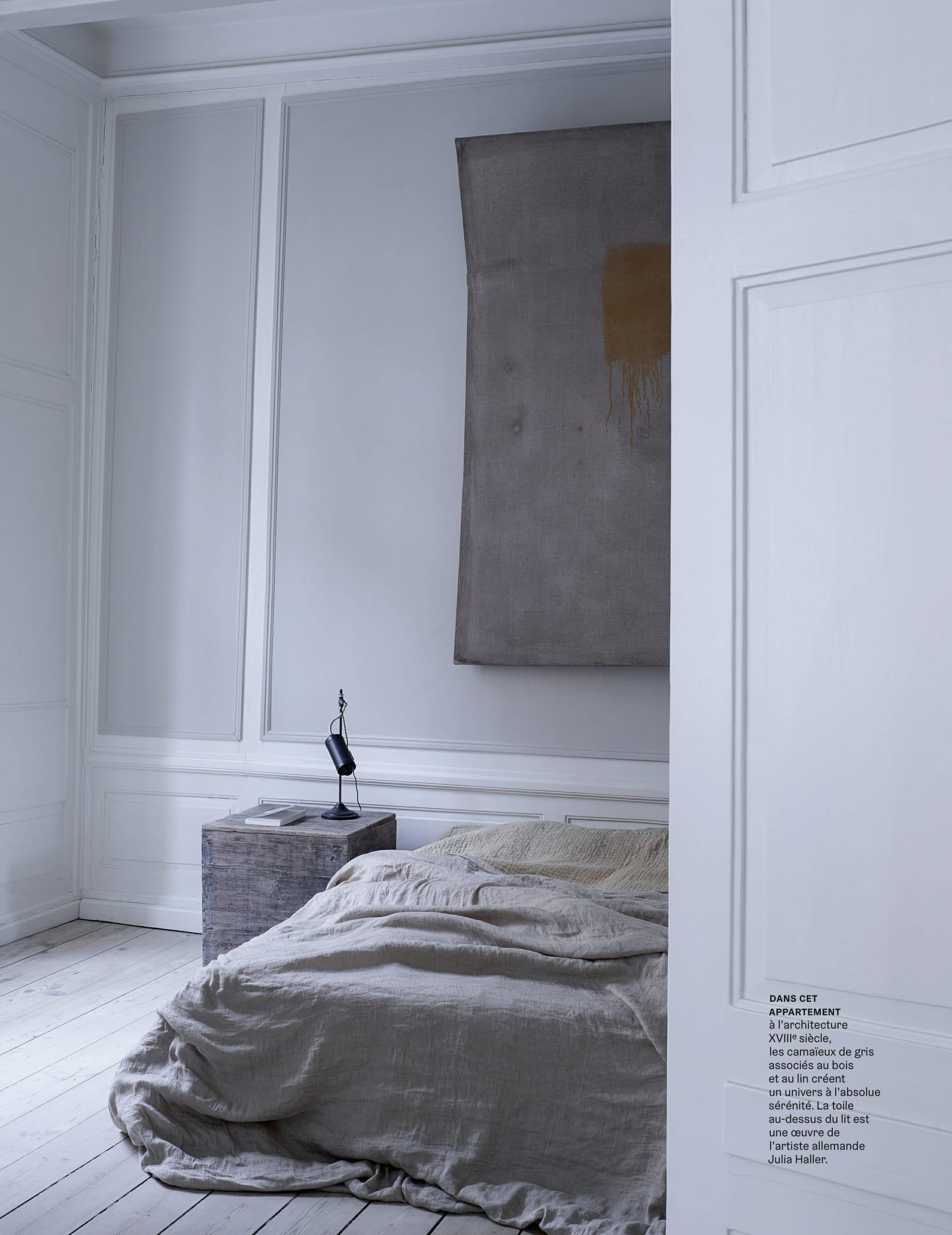 architectural digest France interview with danish designer Oliver Gustav