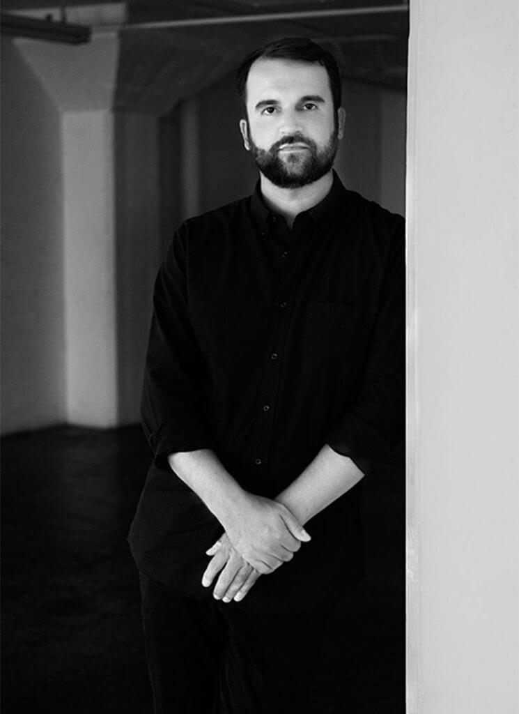 American designer Adam Miller