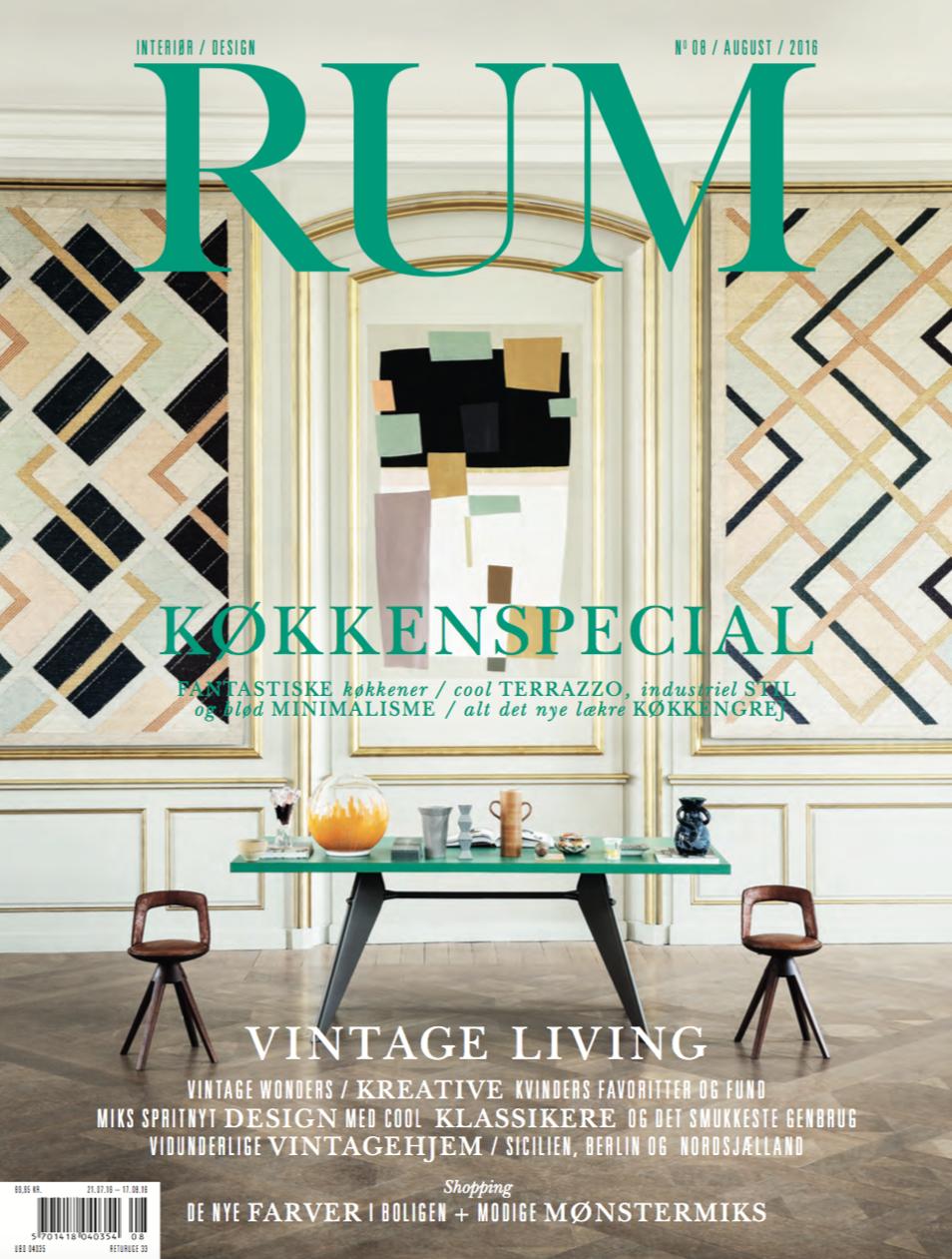 Rum Cover interview Studio Oliver Gustav