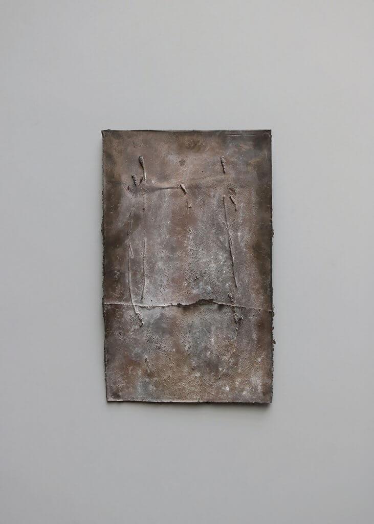 Bronze art work by danish artist rasmus rosengaard