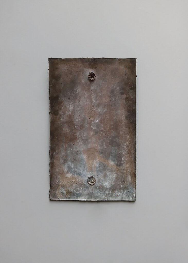 Bronze art piece by danish artist Rasmus Rosen gaard. Studio Oliver Gustav