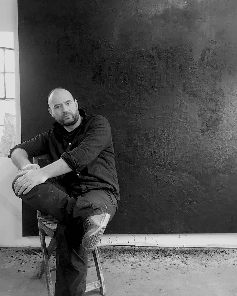 Danish artist Rasmus Rosengaard represented by Studio Oliver Gustav
