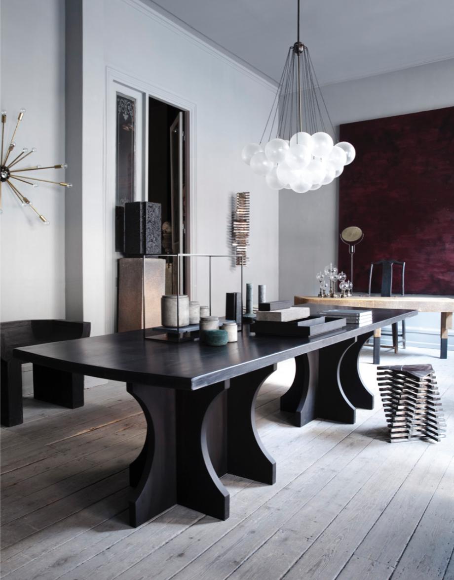 Kinfolk interior design magazine feature interview with Oliver Gustav