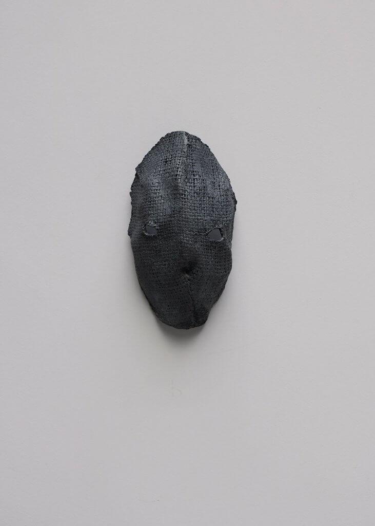 Art work in bronze by the danish artist Kaare Golles