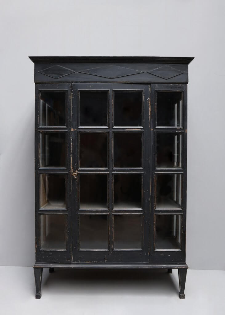 Glass Cabinet from the 20th century denmark